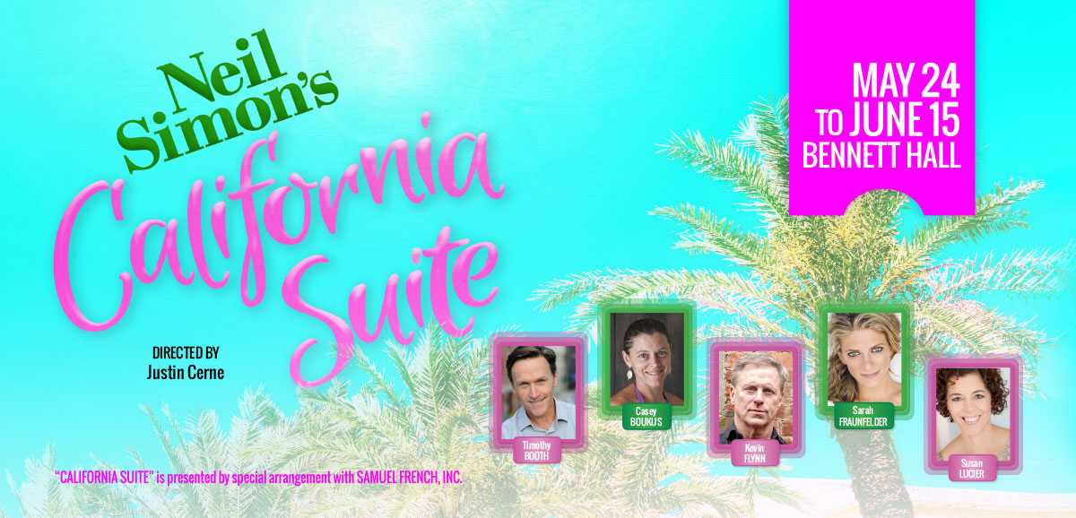 Neil Simon's California Suite image