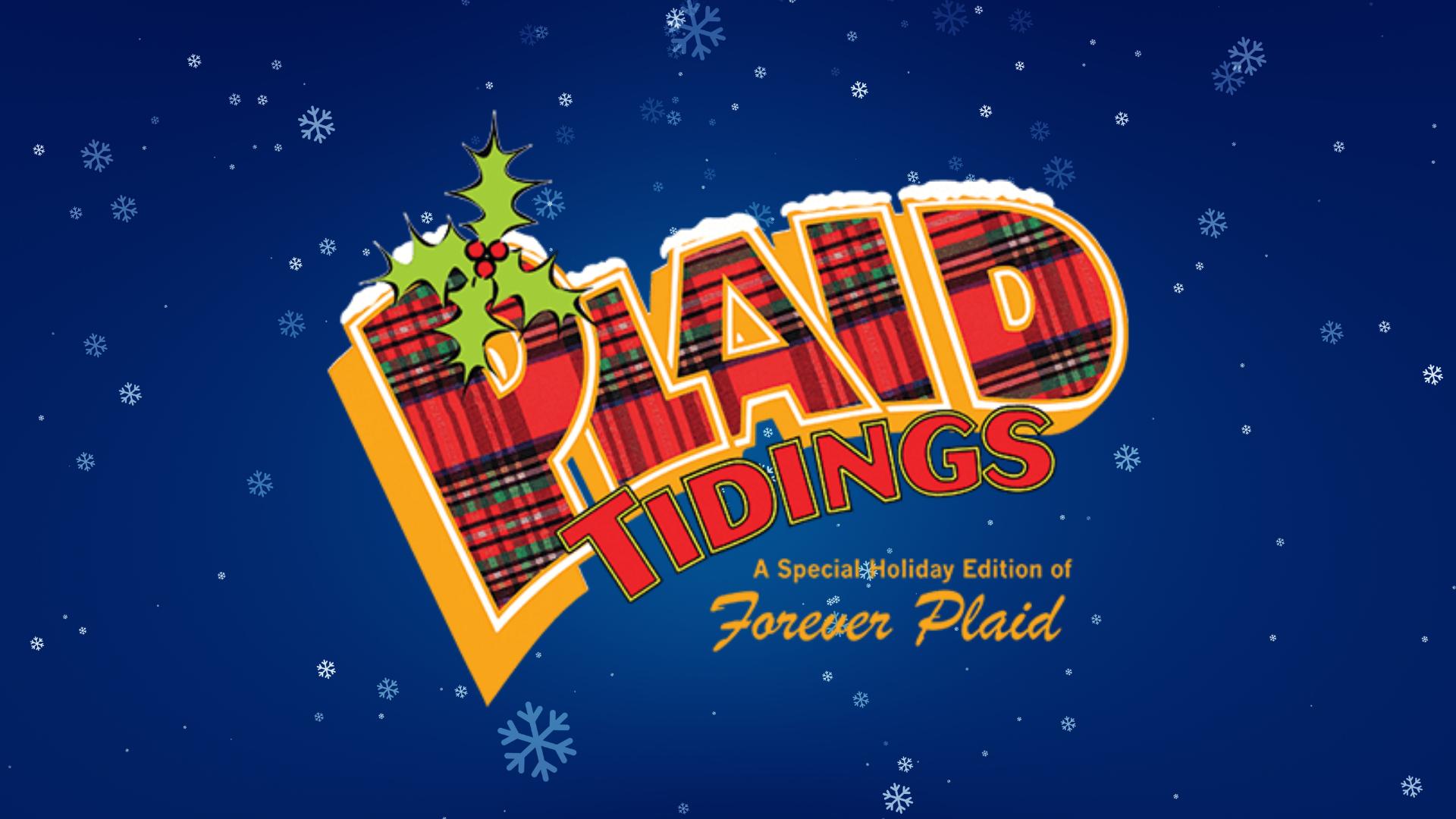 Forever Plaid: Plaid Tidings image