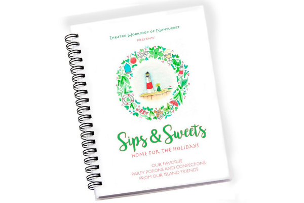 Purchase ``Sips and Sweets`` Cookbook image banner